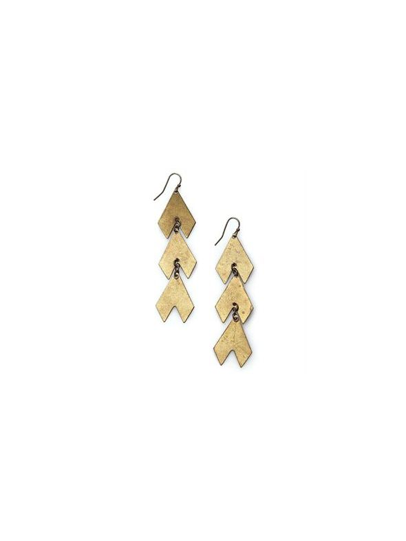 Pele Tears Earrings
