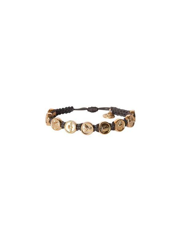 Gold Trinity Bracelet