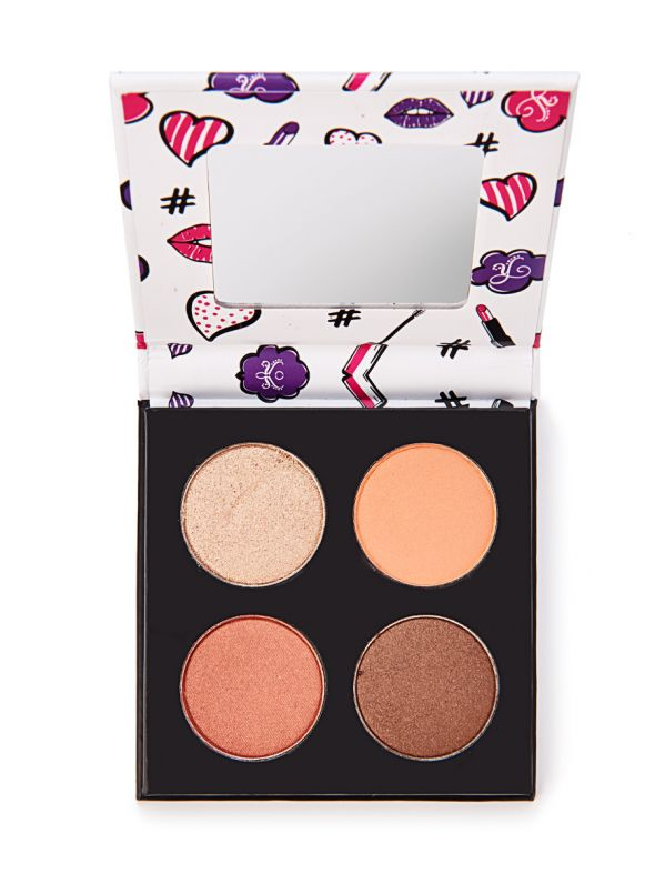 Sweet Addiction Pressed Eyeshadow Palette