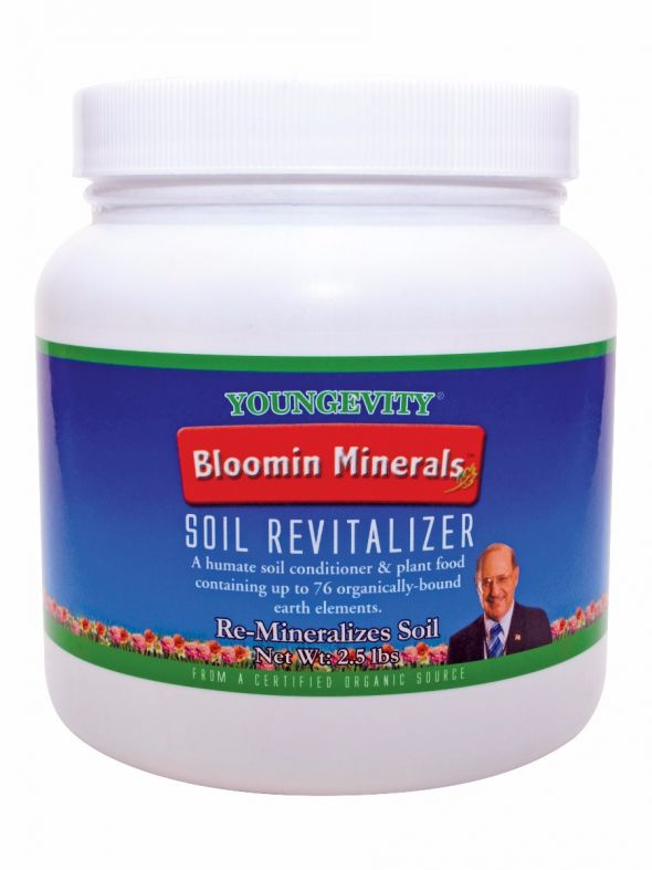 Bloomin Minerals™ Soil Revitalizer - 2.5 lbs