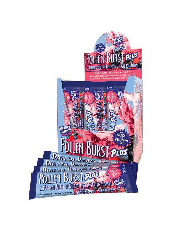 Projoba Pollen Burst Plus Berry - 30 Packets