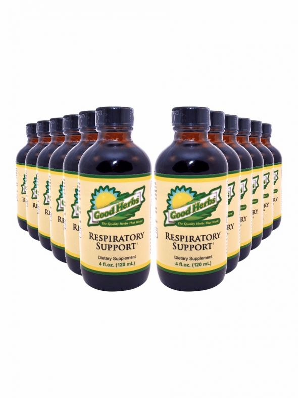 Respiratory Support (4oz) - 12 Pack